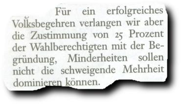 Der Hessische Justizminister Hahn am 19.0709 in der FAS